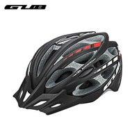 GUB SS 사이클링 헬멧 일체형 슈퍼 셔틀 하이웨이 마운틴 바이크 곤충 네트 헬멧 환기 PC + EPS 안전 내구성