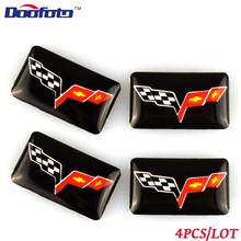 Doofoto Auto Accessories Car Styling Decoration Sticker Badge Logo Case For Chevrolet