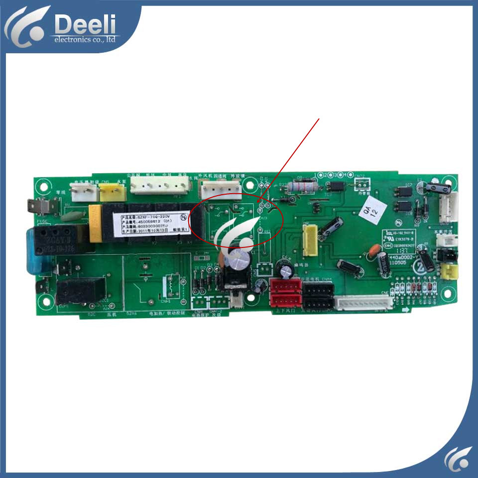95% new for air conditioning Computer board SZKF-70Q-220V control board used 95% new used original for air conditioning control board 2p087379 1 2 3 rx35lv1c computer board motherboard