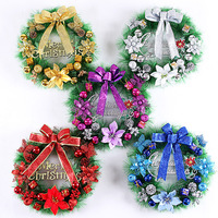 Love New Christmas 40cm Decorations Christmas Garlands Christmas Doors Christmas Garlands Christmas Decorations