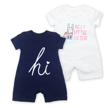 Brand New Newborn  Baby boy Clothes body suit Summer Baby Girl Rompers Short Sleeve Cotton Infant Toddlers baby Jumpsuit baby romper summer newborns clothing short sleeved cotton newborn baby girl clothes infant rompers jumpsuit boys body suit