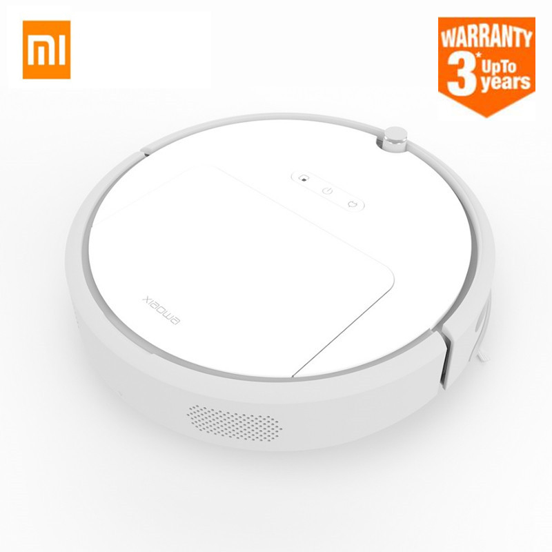 US $225 58 25% OFF|New Roborock Xiaowa Xiaomi MI Robot Vacuum Cleaner 3 for  Home Automatic Sweeping Dust Sterilize Smart Planned Mobile App Remote-in