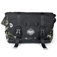 Camouflage Dead Aircraft Car Trend Single Shoulder Diagonal Messenger bag Sports Hiking SLR Package