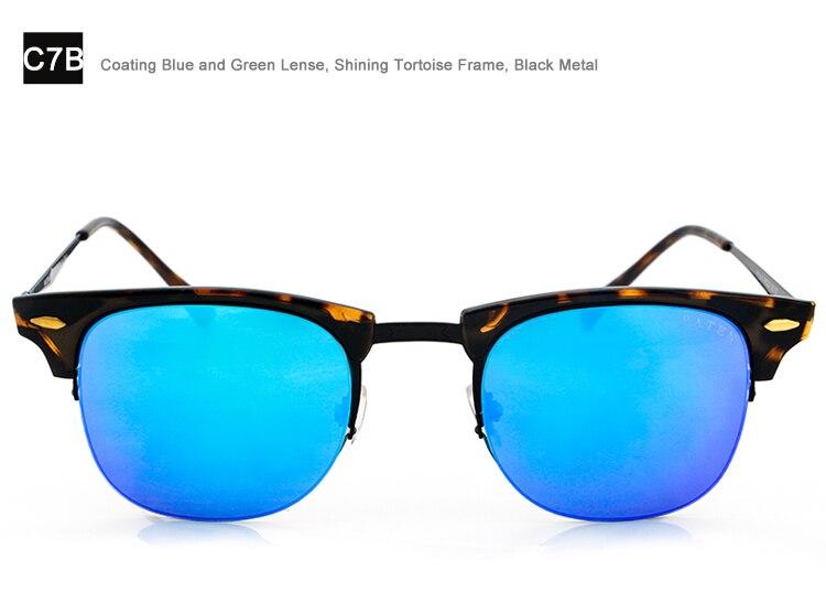 a6e4f683e BEST Blue Sunglasses for Women Pretty Cateye Glasses Clear Frames ...
