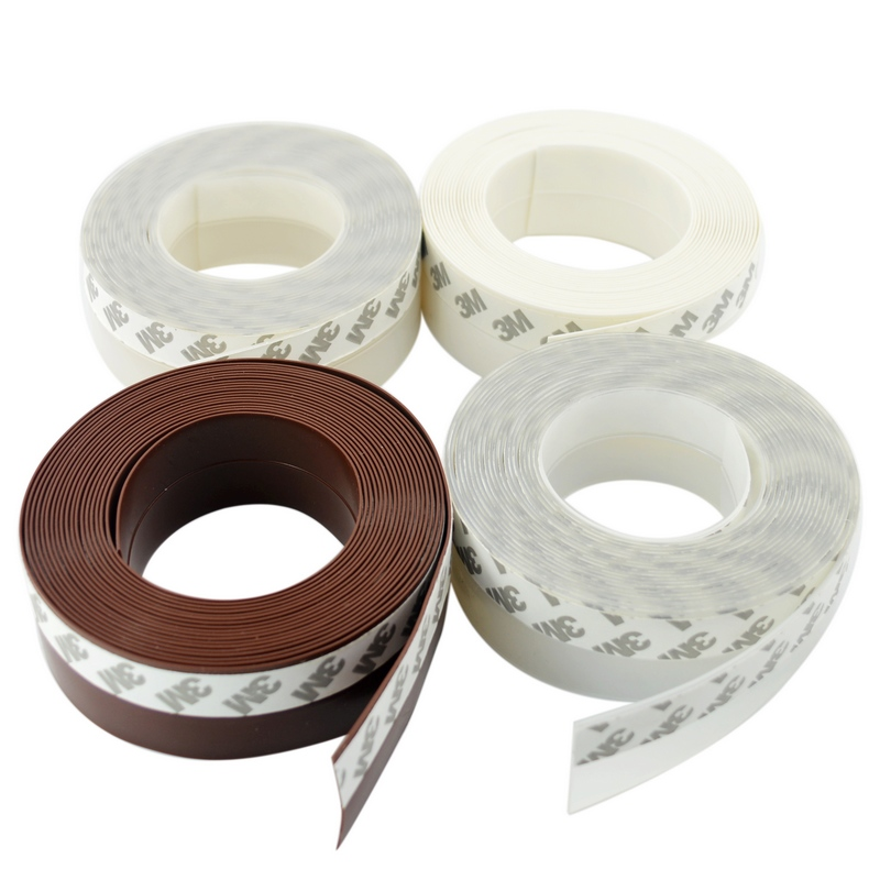High Quality 6M Self-adhesive Silicone Window Sealing Tape Dustproof Windshield Sound Bars For Window Door SealingHigh Quality 6M Self-adhesive Silicone Window Sealing Tape Dustproof Windshield Sound Bars For Window Door Sealing