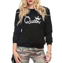 купить winter xxl new warm comfortable o-neck woman sweatshirt fashion letter long sleeve female hoodies sweatshirt дешево