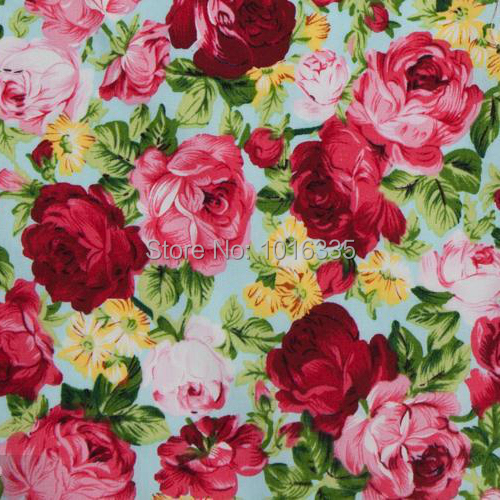 Pre Smocked Shirred Sundress Fabric Print By The Yard Tropical Fl Flowers Hibiscus Flower 1465 8942