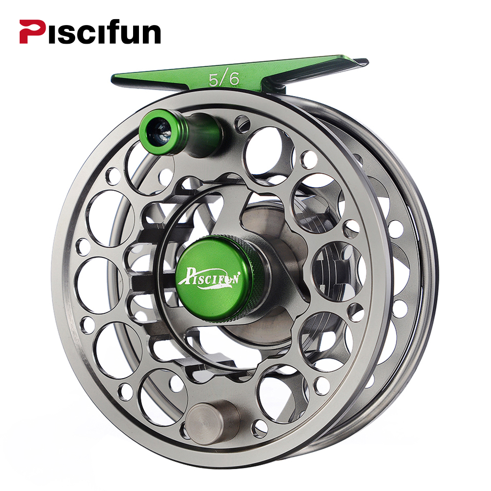 Piscifun Sword Fly Reel with CNC machined Aluminium Material 3 4 5 6 7 8 9
