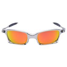 Okulary przeciwsłoneczne Mtb okulary polaryzacyjne okulary męskie okulary rowerowe UV400 okulary przeciwsłoneczne okulary rowerowe okulary przeciwsłoneczne na rower CiclismoA1-2 tanie tanio CN (pochodzenie) Polarized 34mm A1-3 Srebrny 55mm Z poliwęglanu Unisex ALLOY Jazda na rowerze