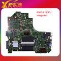 Для Asus S550CA K56CM K56CA Материнской Платы Ноутбука С i3 CPU Интегрированной Графикой GM полностью протестированы хорошо работает