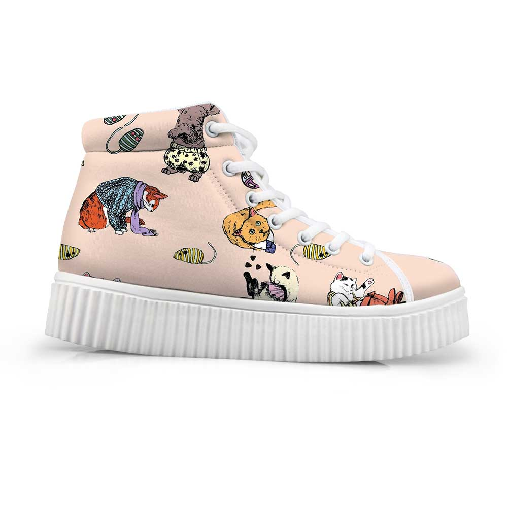Lmwd1289by lmwd1296by Top De lmwd1292by Casual Couleur Dentelle Chaussures Épais Chat lmwd1295by Dames Motif Fond Perroquet Femmes Mode Appartements lmwd1294by High lmwd1293by lmwd1291by Bengale lmwd1290by Du up Pour Lumière qgxIw0R