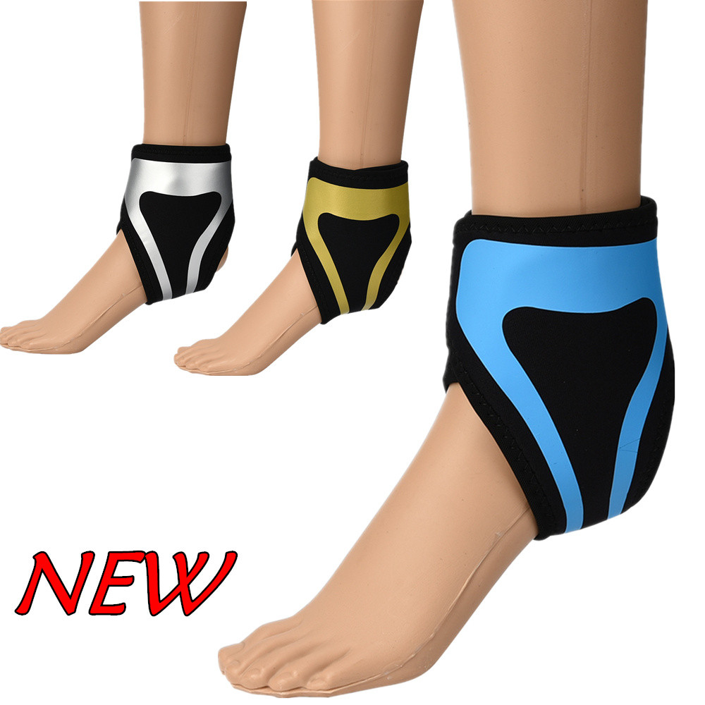 Sports Safety A Pair Ankle Brace Support Guard Foot Muay Boxing Gym Sport Protection Ankle Leg Weights Joint Guard Peso Para Perna Cheville