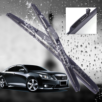 DWCX 24 20 High Quality Hybrid 3 Section Rubber Window Windshield Wiper Blade For Toyota Camry