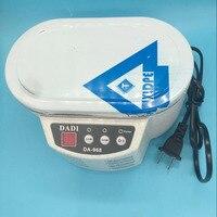Top quality 220V/110V ultrasonic printhead cleaning machine for Ep s on DX2 DX4 DX5 DX6 DX7 DX10 head cleaner washing bath