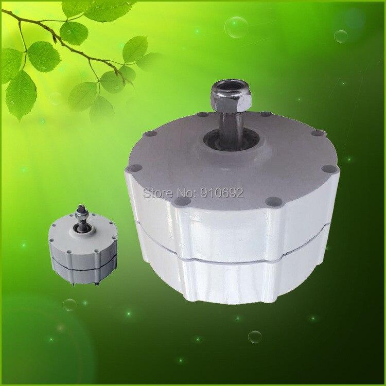 800w -5KW ac rare earth permanent magnet generator 12v 24v 48v three phase