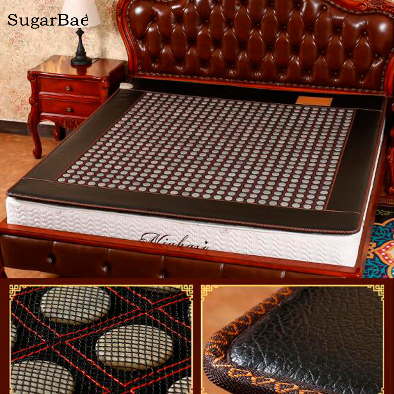 Health Bed Mattress Muscle Pain Relief Heated Massage Mat FOR Sale soft laser healthy natural product pain relief system home lasers