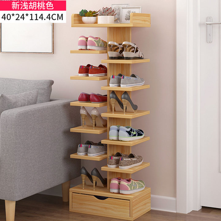Multilayer Household Practical Type Shoe Cabinets Storage Rack Living Room  Shoebox Cabinet Shoes Organizer Stand Shelf Furniture