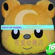 New arrival pokemon plush pillow bear baby pillow muppets cute toy gift 40cm