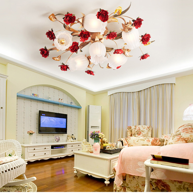 flower ceiling light (9)