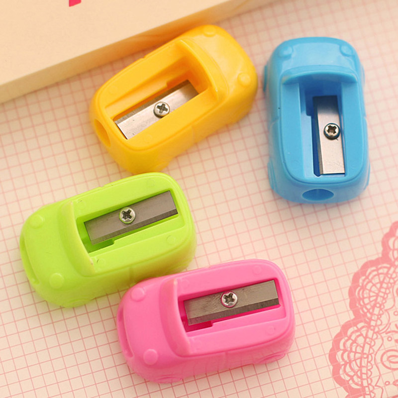 Rubber Eraser Creative Microphone Erasers With Sharpener For Kid School`Sup PLV