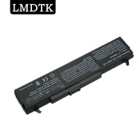LMDTK New Laptop Battery For LG LE50 LM50 Replace LB32111B LB52113B LB52113D LSBA06.AEX battery 6 cells free shipping