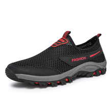 2018 New Men Women Light Sneakers Summer Breathable Mesh Lovers Walking Outdoor Sport Comfortable Running Shoes