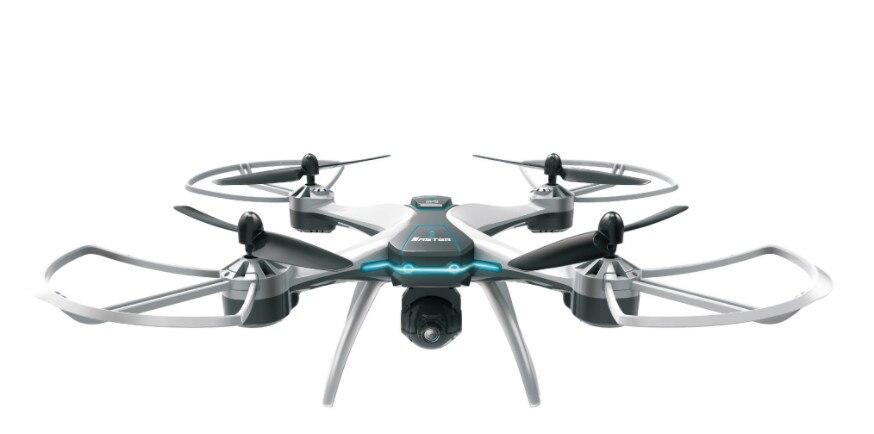 Дрон с бесщеточным Мотором gps follow me модель Безголовый модель с 720 P Wi Fi FPV Камера автоматический возврат позиции холдинга самолета