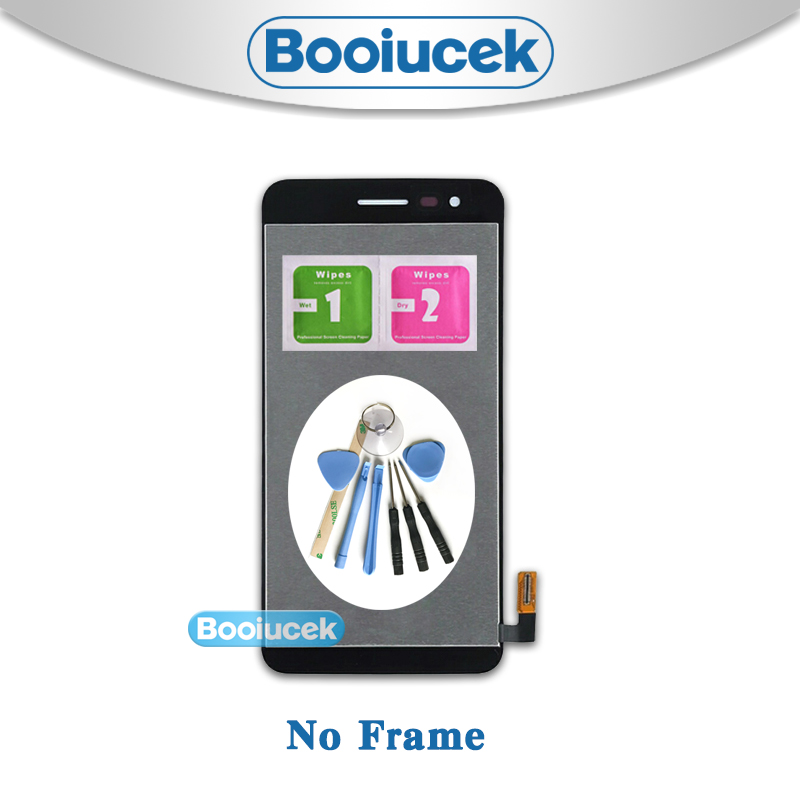 High Quality 5.0'' For <font><b>LG</b></font> K4 2017 <font><b>M160</b></font> <font><b>LCD</b></font> Display Screen With Touch Screen Digitizer Assembly+Tool image