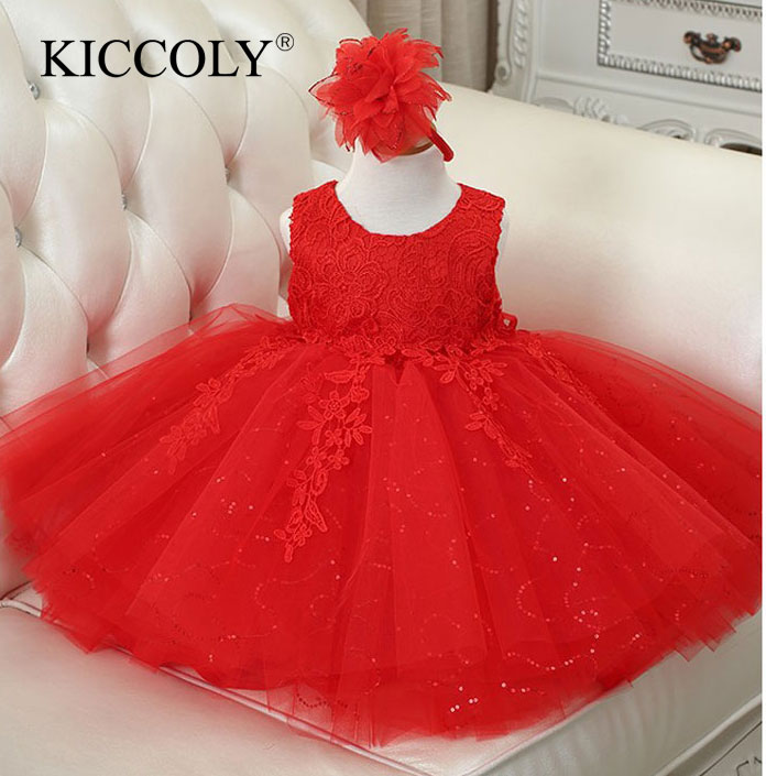 First Communion Dresses For Girls 2016 Brand Tulle Lace Infant Toddler Pageant Flower Girl for Weddings and Party