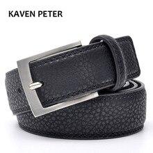 Fashion Accessories Belt Hot Fashion Cowhide Leather Men