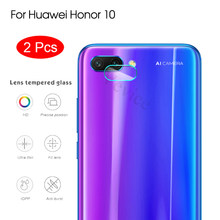 2PCS Len Protection For Huawei Nova 3 3i 3e 2S 2i For Honor 9 Lite 9i Play 10 8X 8C Note 10 Magic 2 Camera Lens Tempered Glass(China)