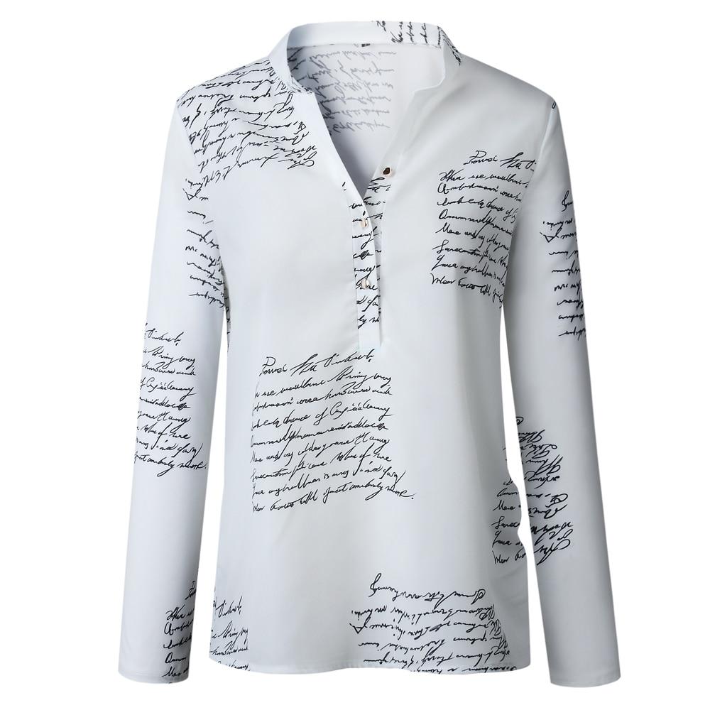 longa camisa feminina ajuste fino plus size outono topos blusa
