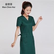 Surgeon operating room robe…