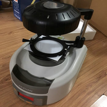Zahnärztliche Vakuumformmaschine | Automatische Dental Vakuum Ehemaligen Forming Maschine Vakuum Ehemalige Maschine Mit Stahlkugeln Labor Ausrüstung Und Kunststoff Forming Blatt