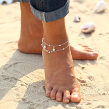 Fashion Infinity Chain Women's Anklet