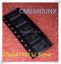 NEW 10PCS/LOT CM6500UNX CM6500 CM6500U SOP-14 IC