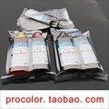 WELCOLOR PGI550BK Pigment tinte 551 CLI-551BK C M dye-tinte refill kit für Canon PIXMA Ip7250 Ix6850 MX725 MX925 CISS inkjet drucker
