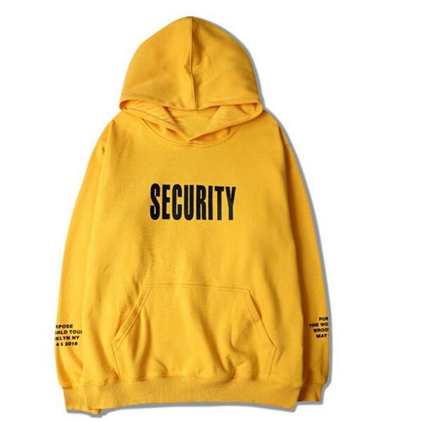 Kpop Bangtan Boys Same Security Printing Fleece/thin Hoodies Fashion Unisex Loose Pullover Swag Sweatshirt