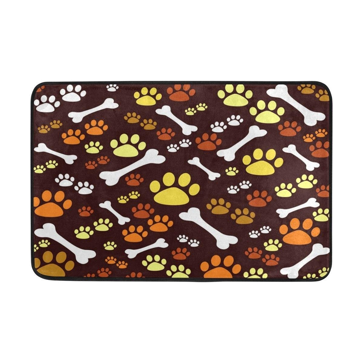 Perfect ZOEO Home Decor Non Slip Funny Dog Paw Print Doormat Floor Door Mat Indoor  Outerdoor Bathroom 23.6 X 15.7 Inch In Mat From Home U0026 Garden On  Aliexpress.com ...