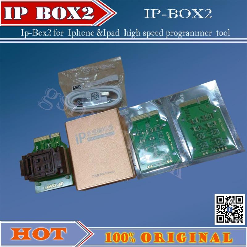Gsmjustoncct Ip yüksek hızlı programcı kutusu IP-box2 Iphone ve - İletişim Ekipmanları - Fotoğraf 2