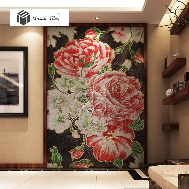 Online buy wholesale red tile backsplash from china red tile ...