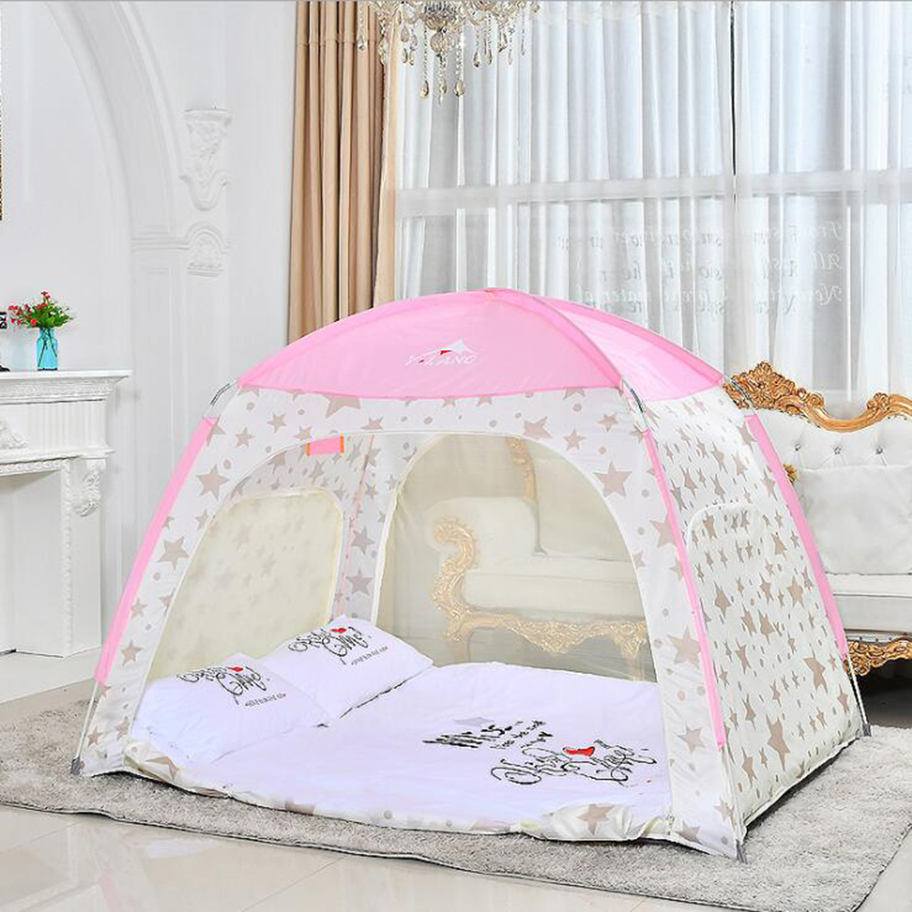 High Quality Oxford Cloth Multi-functional Indoor Tent Can Be Anti-mosquito Shade Children's Game Tent Four Seasons Common Tents 1000g 98% fish collagen powder high purity for functional food