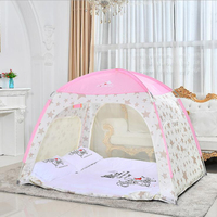 High Quality Oxford Cloth Multi functional Indoor Tent Can Be Anti mosquito Shade Children's Game Tent Four Seasons Common Tents