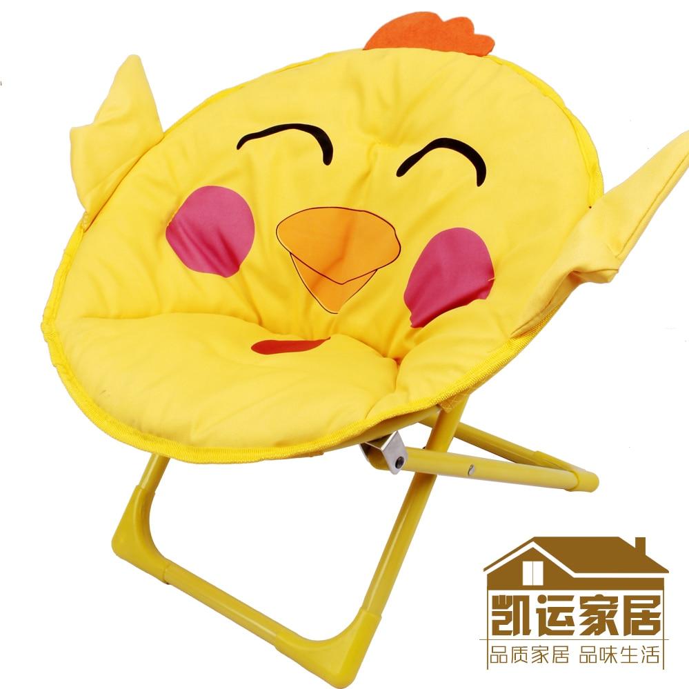 Pleasant Kaiyun Genuine Cartoon Children Fashion Moon Chair Folding Spiritservingveterans Wood Chair Design Ideas Spiritservingveteransorg