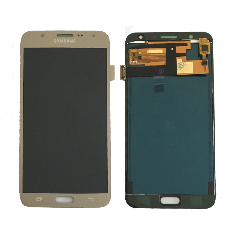 For Samsung Galaxy J7 2015 J700 J700F J700M J700H LCD Display With Touch Screen Digitizer Assembly can be adjust brightness