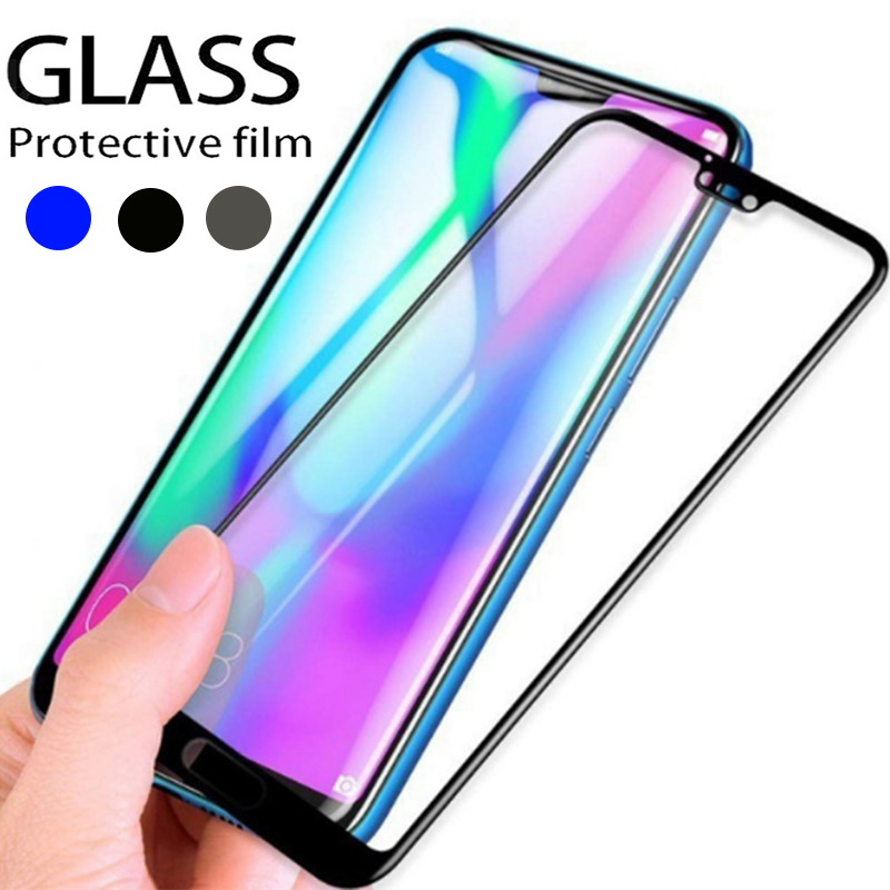 Glass On Honor 10 Protective Glass For Huawei Honor 10 lite honor10 light honer 10 Tempered Glas Screen Protector Film Original