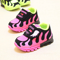 1-2 Years baby autumn children's sports shoes soft bottom running mesh breathable shoes boys girls blaze shoes fashion sneakers