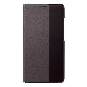 Image 4 - Originele Huawei Smart View Cover Telefoon Bescherming Cover Voor Mate 10 Mate 10 Pro Mate10 Flip Case Behuizing Slaapt Functie case