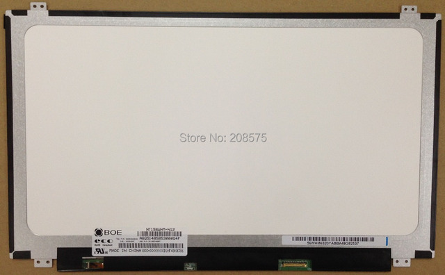 Бесплатная доставка NT156WHM-N12 LP156WH3 TPS1 LP156WHU TPA1 N156BGE-EA1 EB1 B156XW04 V.8 V.7 B156XTN03.1 30pin дисплей экран ноутбука