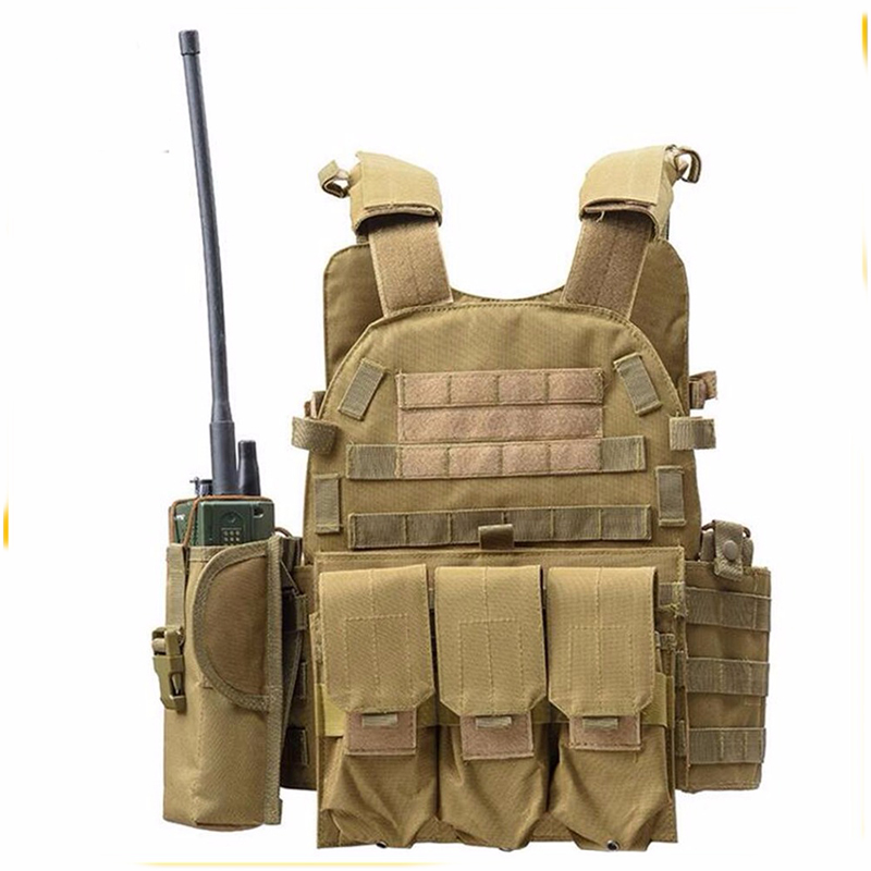 Hunting Tactical Accessoris Body Armor JPC Plate Carrier Vest Ammo Magazine Chest Rig Airsoft Paintball Gear Loading Bear VestsHunting Tactical Accessoris Body Armor JPC Plate Carrier Vest Ammo Magazine Chest Rig Airsoft Paintball Gear Loading Bear Vests